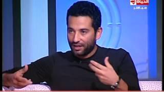 """الحياة اليوم - شاهد الفنان عمرو سعد يشرح سبب اختفاء فيلم """" حديد """" عن دور العرض"""