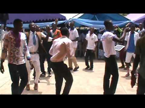 Bawku Ghana Worship DAnce