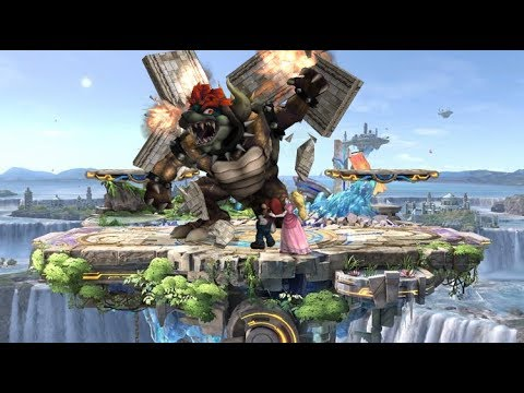 Super smash bros ultimate giga bowser boss battle theme