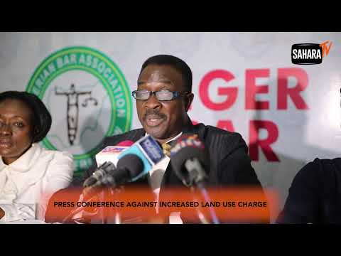 Lawyers Give Conditions For Review Of Taxes In Lagos State