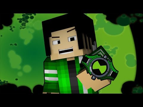 Minecraft BECOMING BEN 10! | Ben 10 Minecraft Roleplay