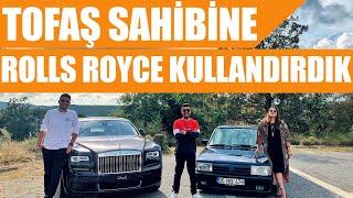 Tofaş Sahibine 6.5 Milyon TL'lik Rolls Royce Kullandırdık