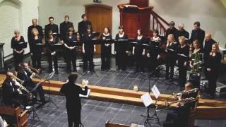 Nun Komm der Heiden Heiland - Samuel Scheidt - Middelburgs Kamerkoor en Trombonekwartet Trombonata