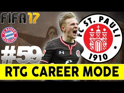 FIFA 17 | RTG Career Mode | #59 | BAYERN MUNICH AWAY + FIRST EVER CHAMPIONS LEAGUE GAME!!!