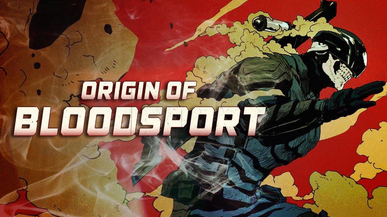 Download Origin of Bloodsport