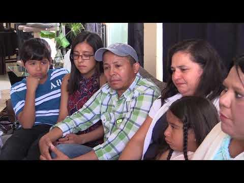 Guatemalan Family Deportation