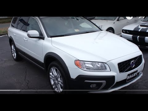 2016 volvo xc70 t5 awd walkaround, start up, tour and overview