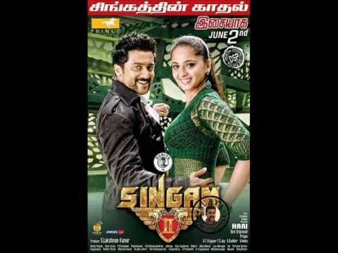 Singam 2 theme song [exclusive]