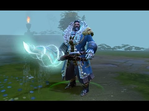 DOTA 2 Bestowments Of The Divine Anchor Kunkka Set