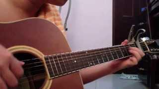 Hoa bằng lăng - Jimmy Nguyễn - Guitar solo
