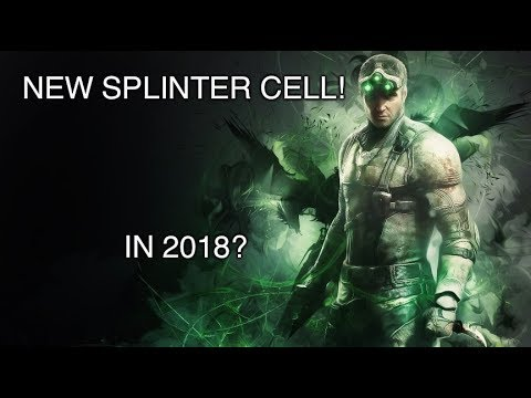 New Splinter Cell Coming in 2018?
