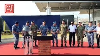 PM participates in historic launch of Sendayan RMAF base