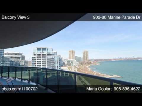 902-80 Marine Parade Dr Etobicoke ON M8V0A3 - Maria Goulart