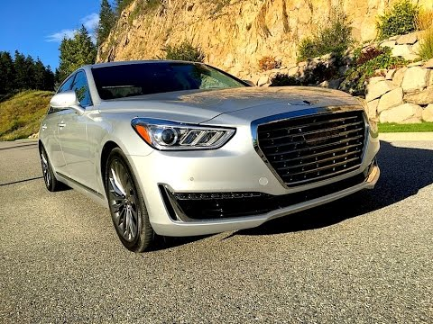 2017 Genesis G90 Eq900 Hyundai Equus Part Deux First Drive Review 2 Of You