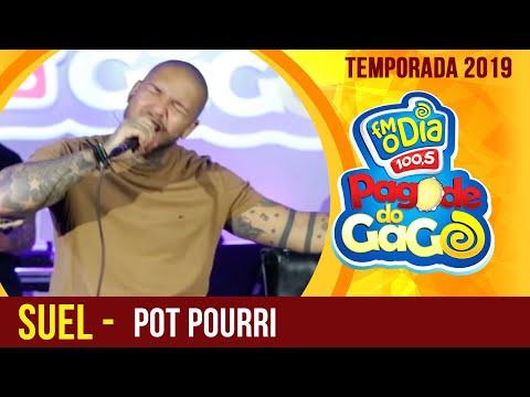Suel - Pot Pourri Ao Vivo no Pagode do Gago FM O Dia