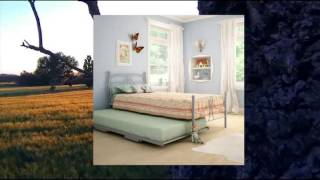 Amisco Trundle Bed Twin Dayglam