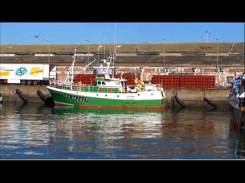 Bateau de Pêche ; Espimar ; Chalutier ; Fileyeur ; Bayonne ; Lorient ; Bretagne ; France