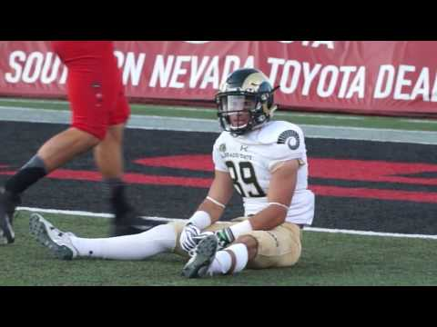 Colorado State Football vs. UNLV | Highlights