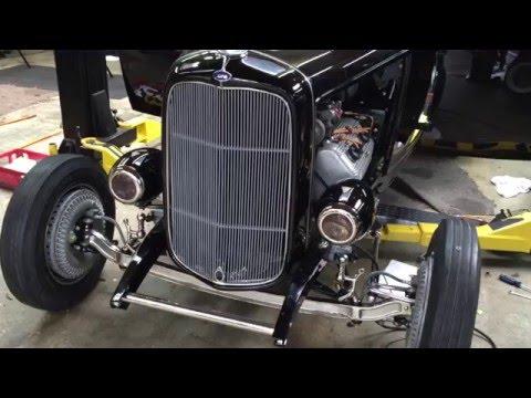 1932 Ardun Flathead  powered Ford Roadster
