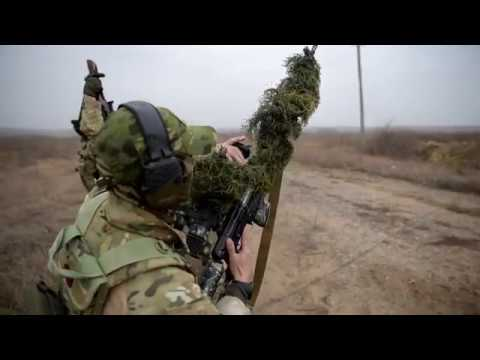 Everyday life on the warzone outpost of Donbas