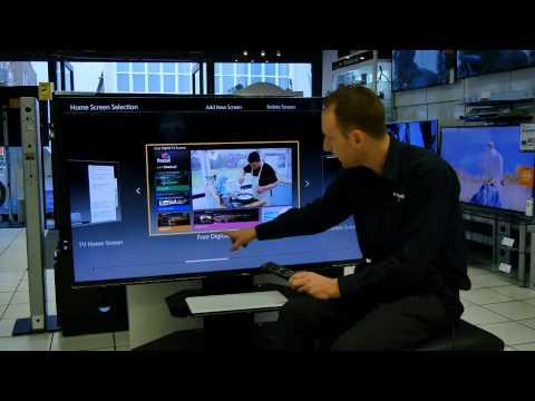 ITV player on Panasonic Viera TVs On Demand