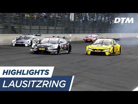 Highlights Race 1 - DTM Lausitzring 2017