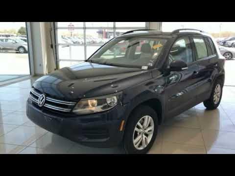 2016 Volkswagen Tiguan Rocky Mount NC P586551