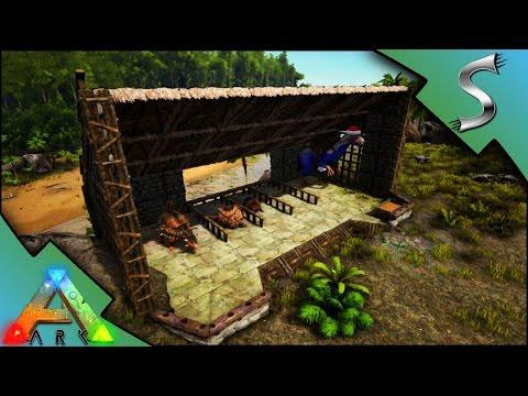 UTILITY DINO PEN! | Ark: Survival Evolved [S3E30]