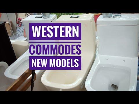 #Westerncommodes /Western Toilet Latest Models /Kerovoit Brand Toilets