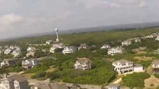 Sky Surfer FPV over Outer Banks (OBX) 2