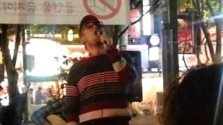 홍대 분리수거 밴드 - 자작곡 시원한 바람