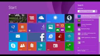 How to open adobe photoshop in windows 8.1(hey guys are you new user of windows 8 and try to open adobe Photoshop so don't worry watch this video and learn how to open the Photoshop in windows 8.1 ..., 2014-01-04T06:48:12.000Z)