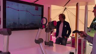 5G EDGE CLOUD demonstration on IFA 2017