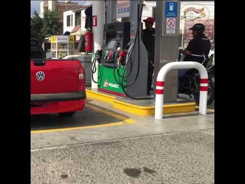Desabasto de gasolina explicado en menos de 2 minutos