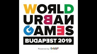 World Urban Games 2019 - Aftermovie