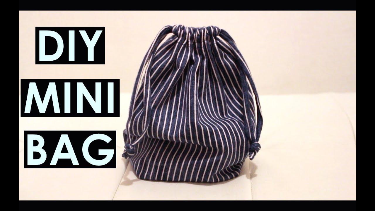 c28caf30fbb6 今年のおしゃれバッグはこれ♡「巾着バッグ」を手作りしよう! - LOCARI(ロカリ)