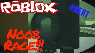 Roblox - DayZ: Beta - Noob Rage