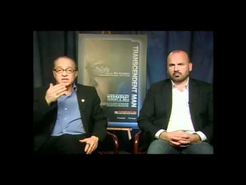 interview - Ray Kurzweil and Barry Ptolemy - Transcendent Man Australia Premiere