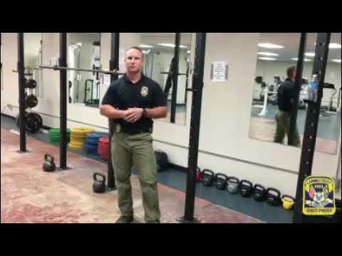Connecticut State Police Physical Fitness Assessment and Academy PT  Preparation