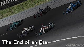 iRacing : The End of an Era [VR] (DW12 @ Kansas)