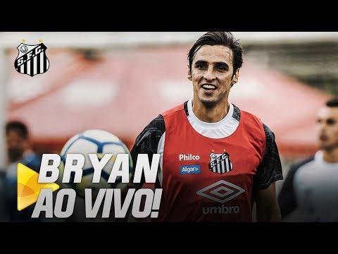 BRYAN RUIZ | AO VIVO (07/11/18)
