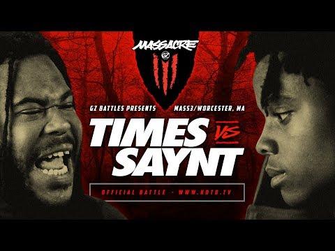 KOTD - Times vs Saynt   #MASS3