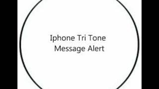 Iphone tri tone