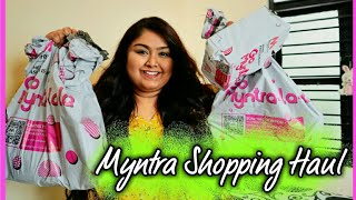 "*HUGE* Myntra ""EORS"" Haul 