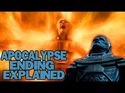 X Men Apocalypse - Ending Explained Breakdown and Recap