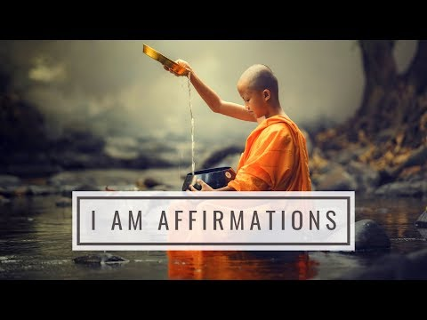 MANIFEST MIRACLES WITH GRATITUDE ➤ I AM Affirmations - Joy, Love & Fulfillment - Morning Meditation