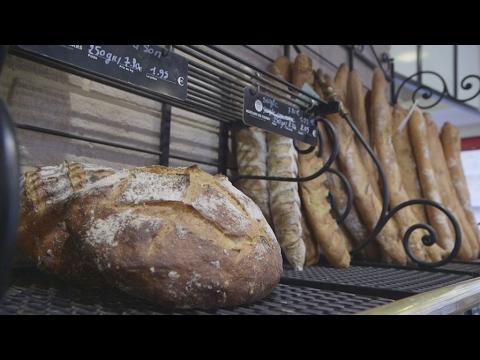 Le succès de la boulangerie française
