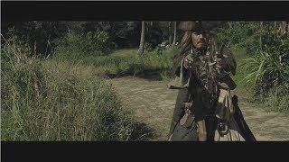 「パイレーツ・オブ・カリビアン/最後の海賊」MovieNEX特別映像:ジョニー・デップ未公開シーン