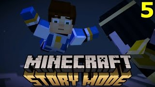 Minecraft Story Mode Episode 5: Order Up! FULL Gameplay Walkthrough 1080p 60fps