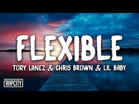 Tory Lanez - Flexible ft. Chris Brown & Lil Baby (Lyrics)